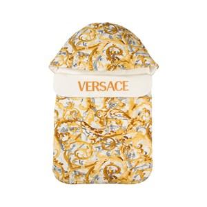 Versace Branded Babynest Guld one size