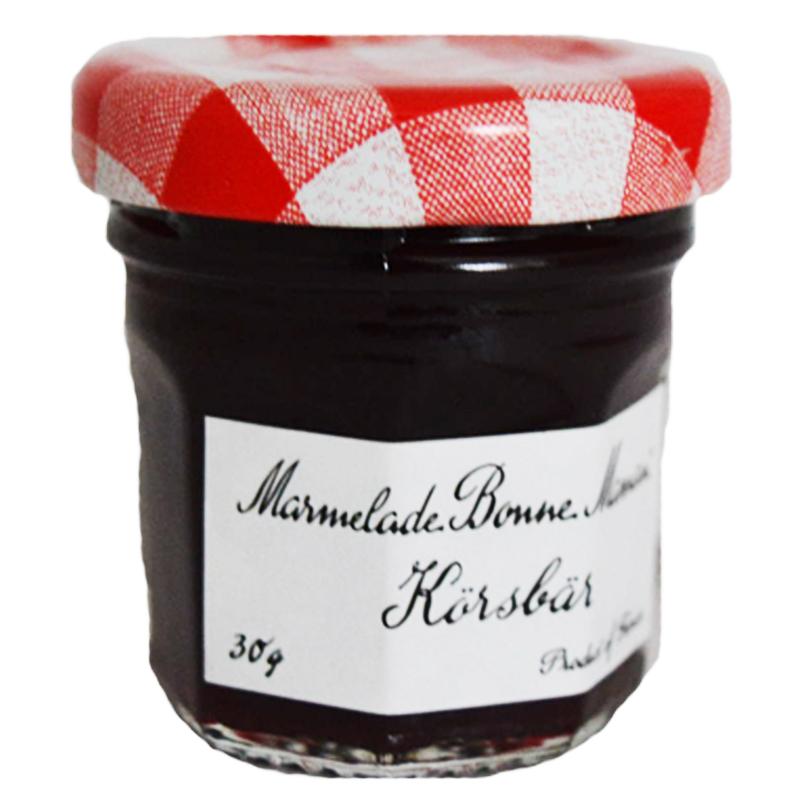 Marmelad Körsbär 30g - 57% rabatt