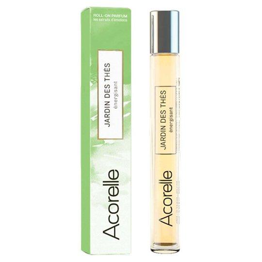 Acorelle Jardin Des Thés Eau de Parfum Roll-on, 10 ml