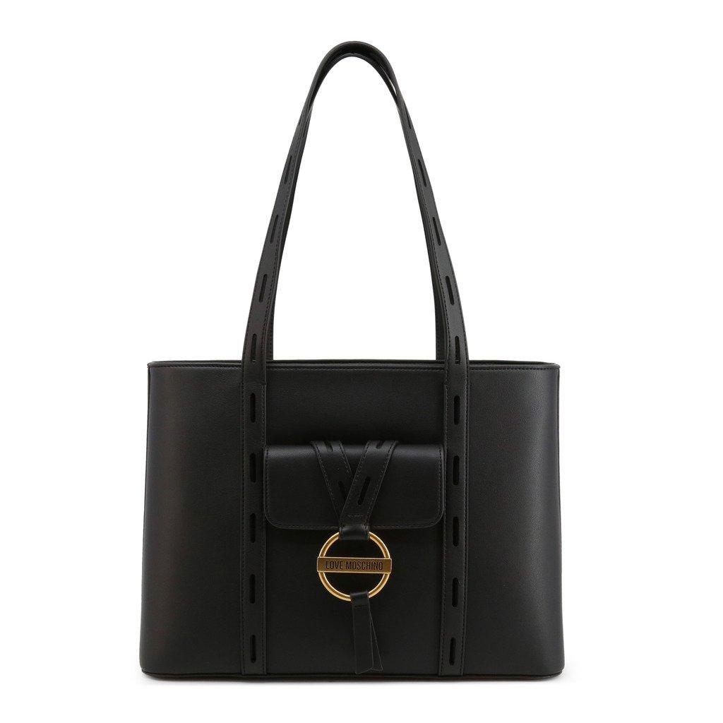 Love Moschino Women's Shoulder Bag Various Colours JC4082PP1BLM - black NOSIZE