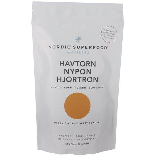 Supergood Havtorn, Nypon & Hjortron - 38% rabatt