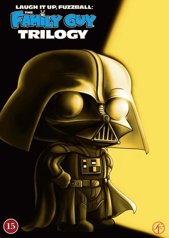 Family Guy - Star Wars Trilogy - DVD