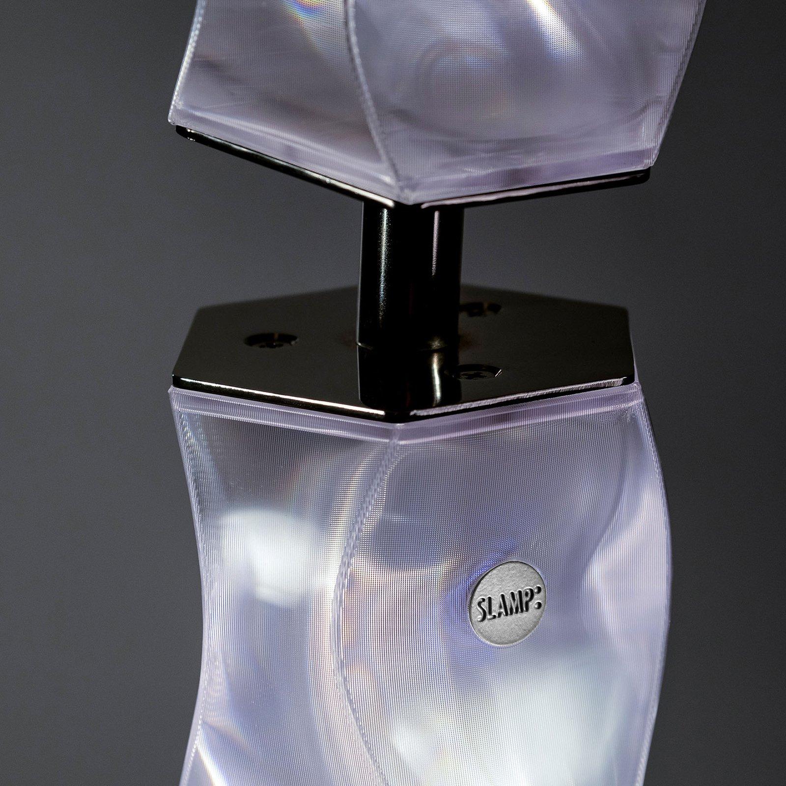 Slamp Hugo Floor LED-designer-gulvlampe prisma