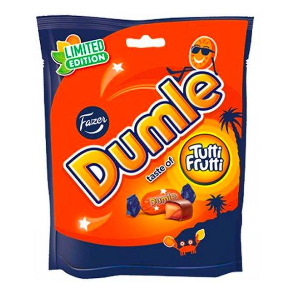 Dumle Tutti-Frutti i Påse - 220 gram