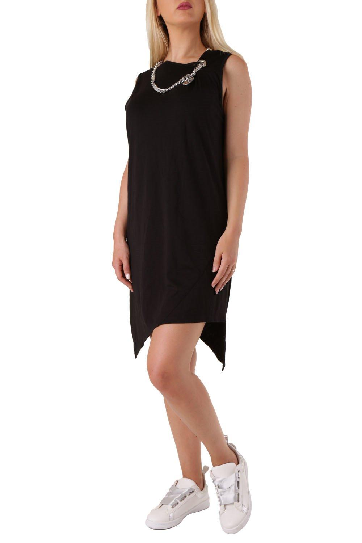 Diesel Women's Dress Black 298713 - black-3 M
