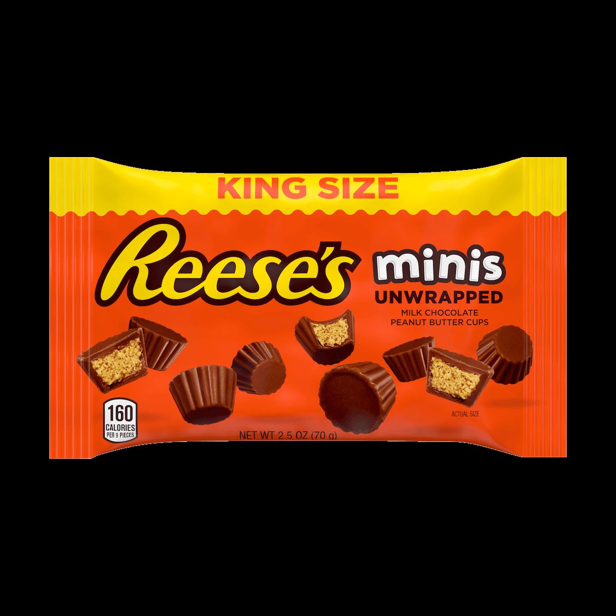 Reeses Kingsize Minis 70gram