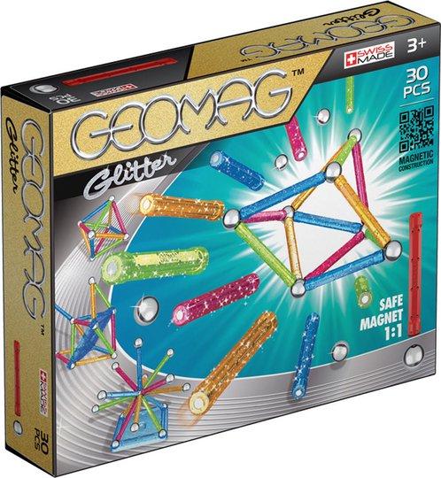 Geomag Byggesett Glitter 30
