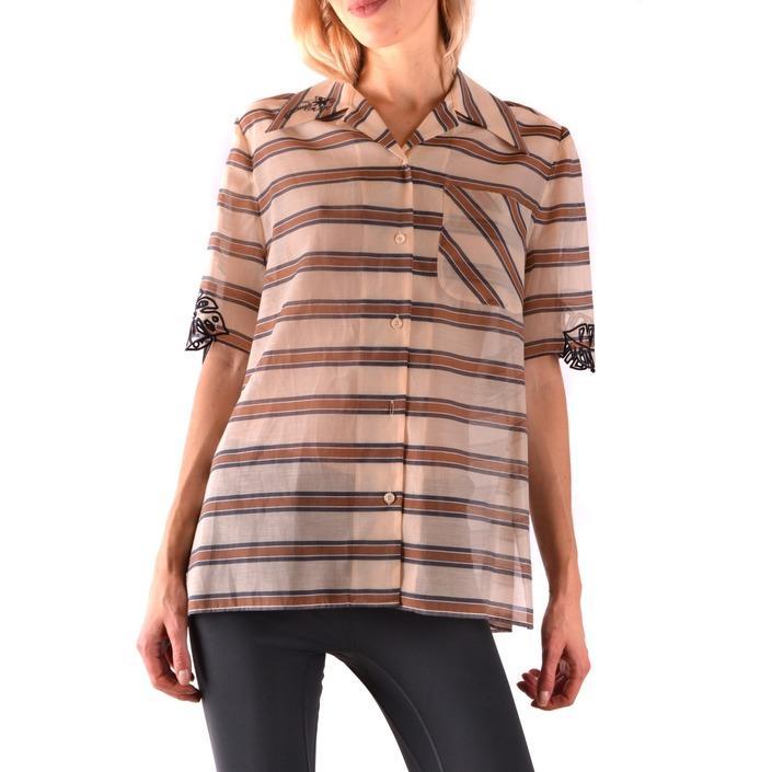 Fendi Women's Shirt Multicolor 187134 - multicolor 40