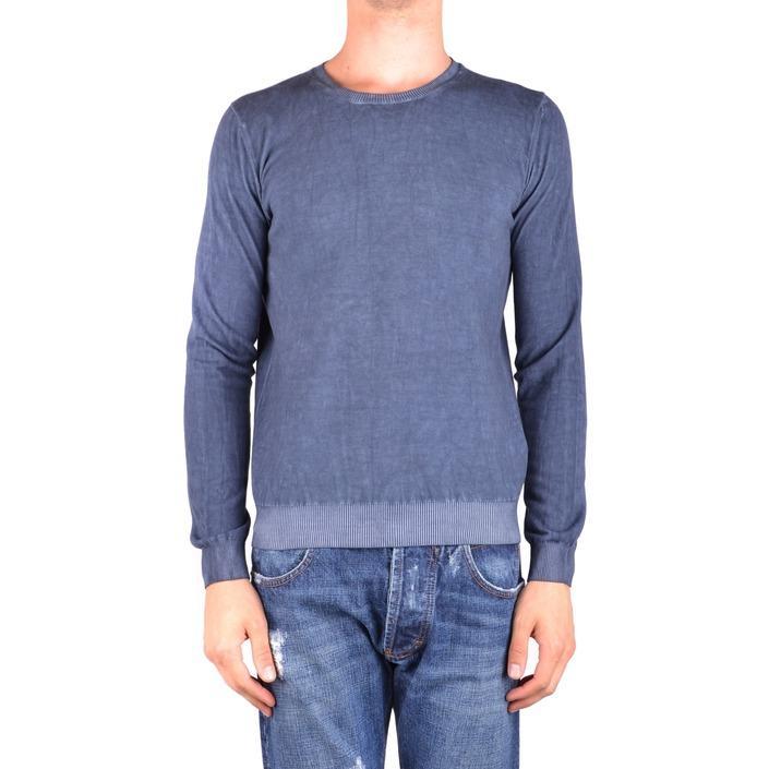 Dondup Men's Sweater Blue 161455 - blue S