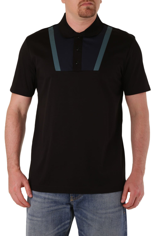 Diesel Men's Polo Shirt Various Colours 283900 - black-2 L