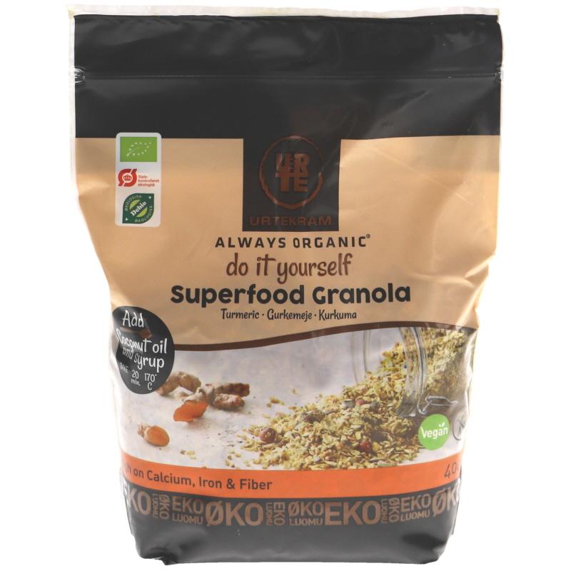 Eko Granola Superfood - 28% rabatt
