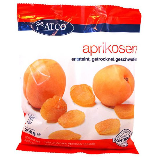 Torkade Aprikoser 200g - 42% rabatt
