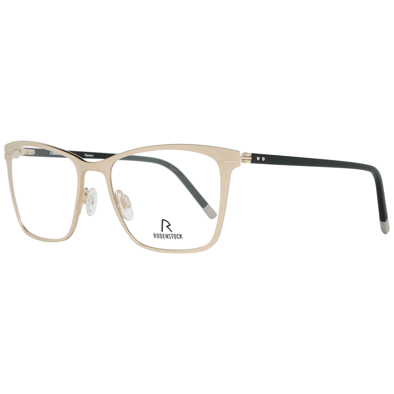 Rodenstock Women's Optical Frames Eyewear Gold R7068-A