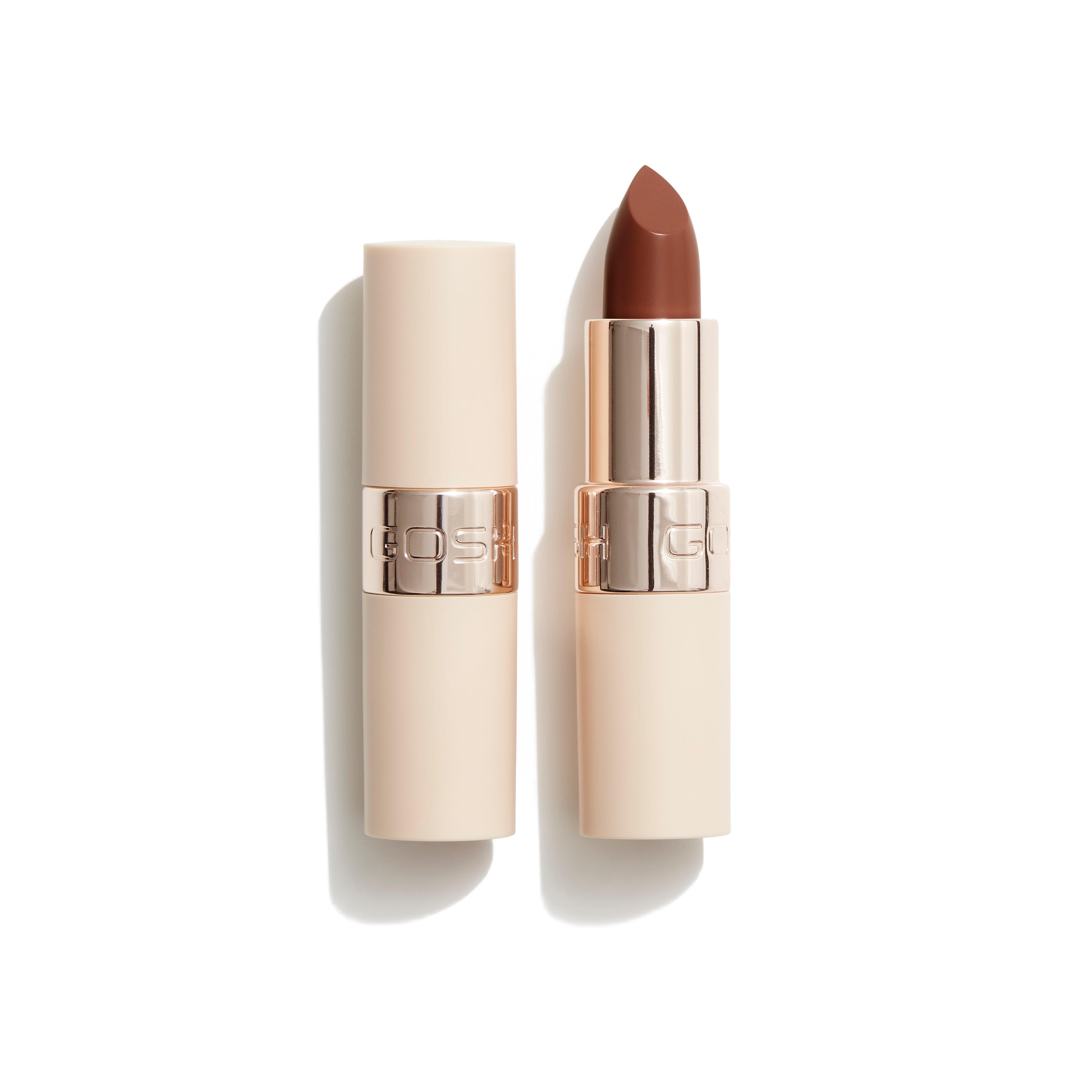 GOSH Copenhagen - Luxury Nude Lips - 004 Exposed