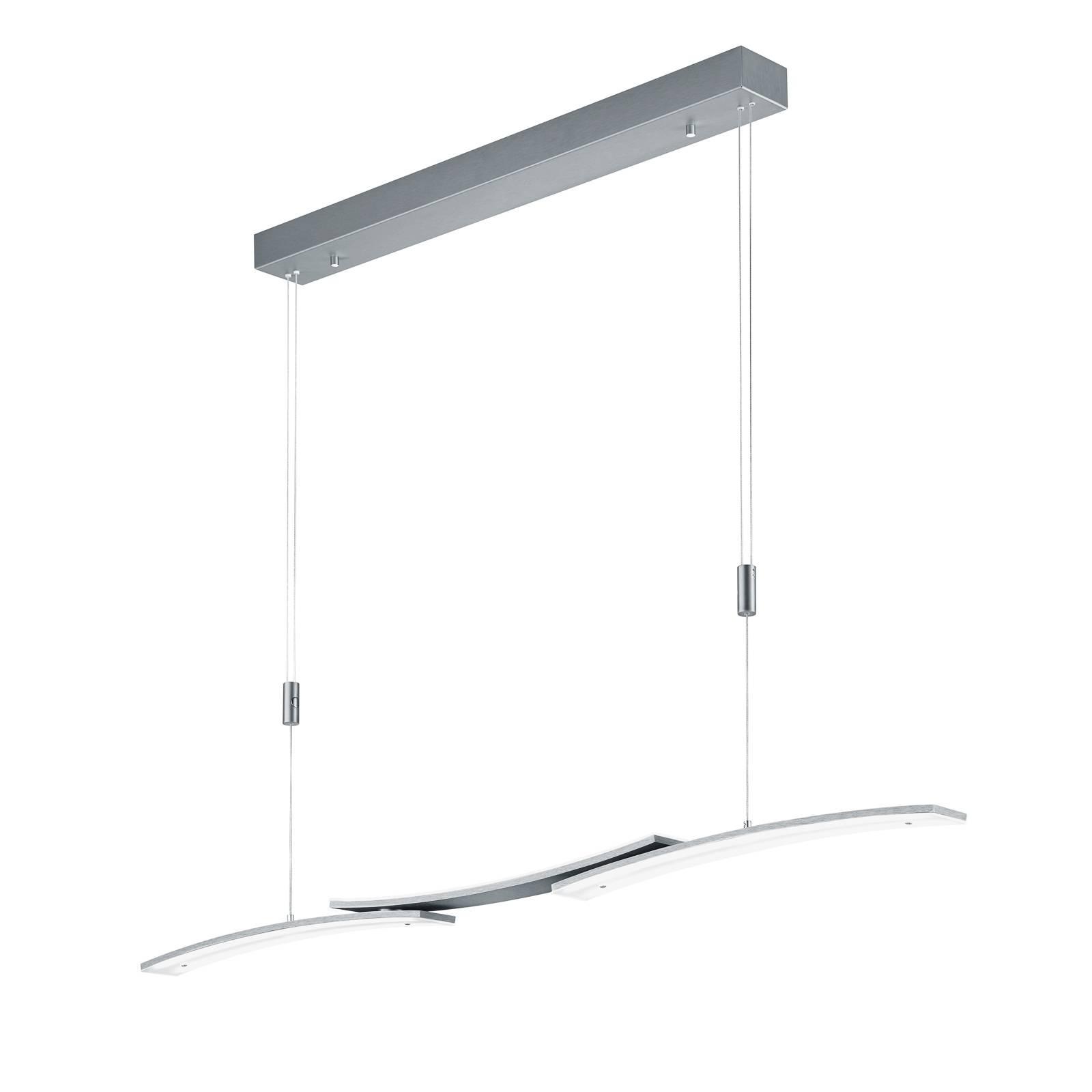 BANKAMP 2138/3-39 LED-riippuvalo antrasiitti matta