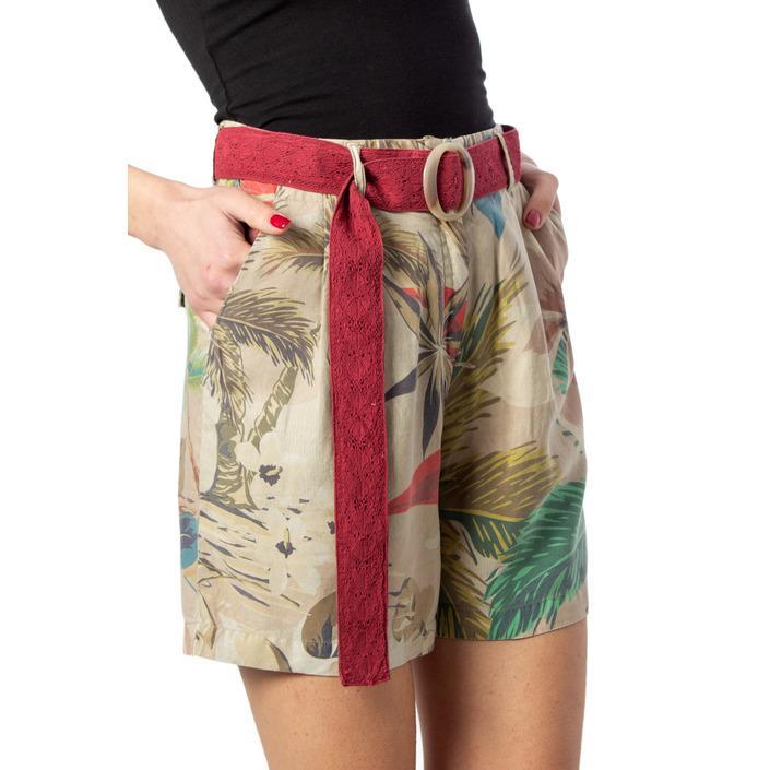 Desigual Women's Short Beige 170583 - beige XS