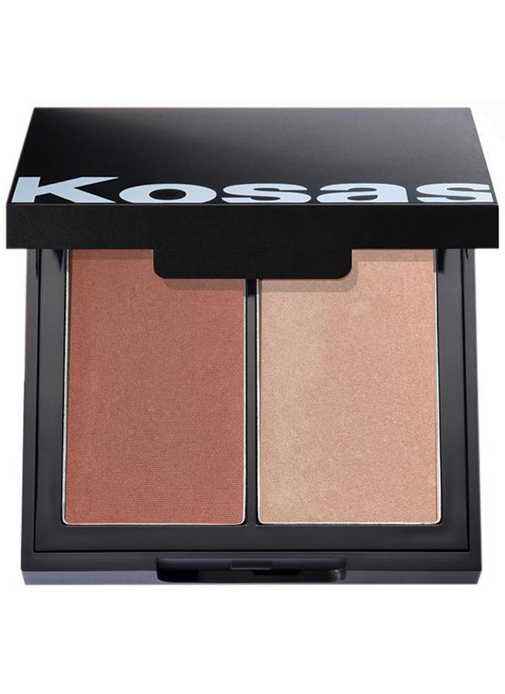 Kosas High Intensity Colour + Light Powder Blush & Highlighter