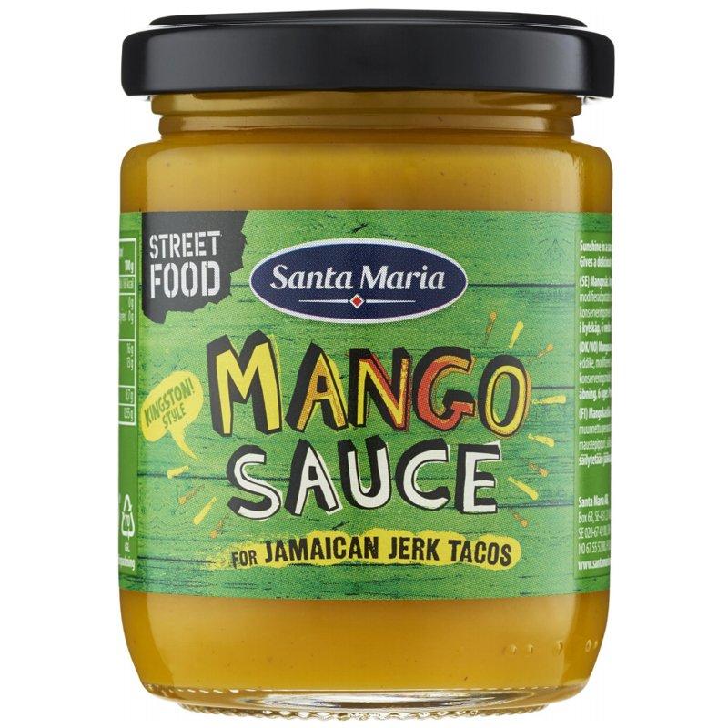 "Mangokastike ""Jamaican Jerk"" 160g - 50% alennus"