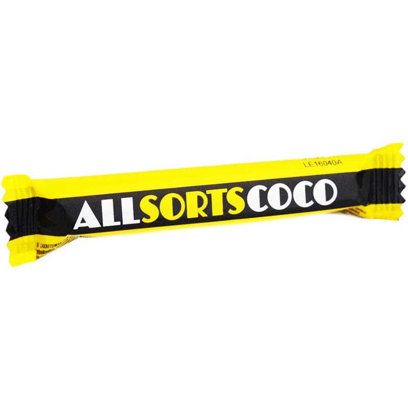 Lakritsstång Kokos 20g - 89% rabatt