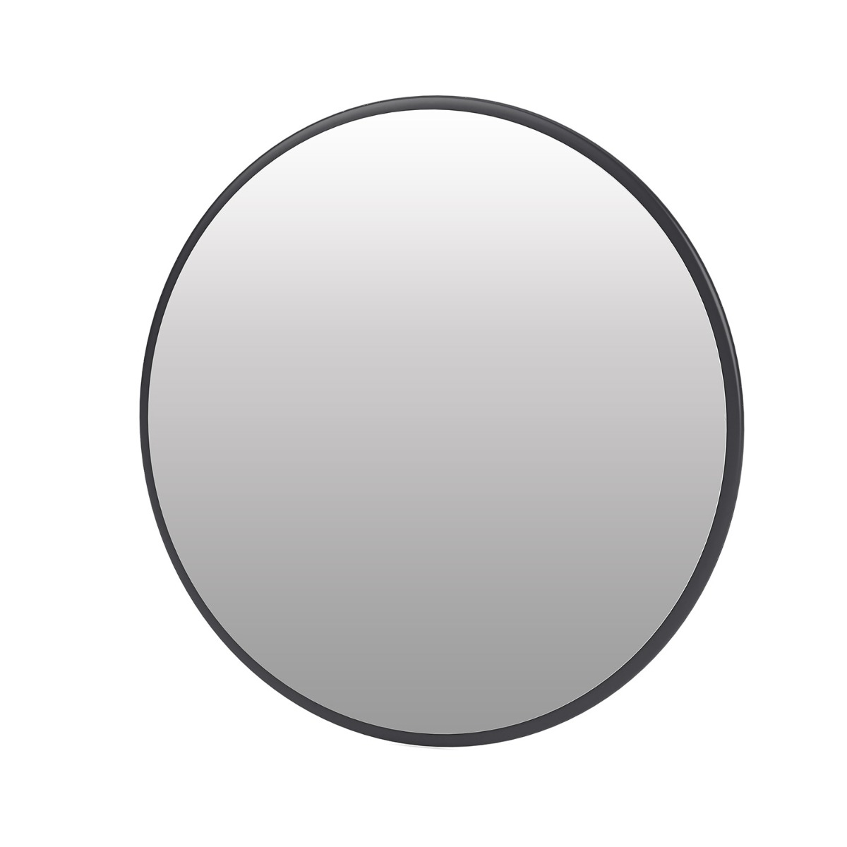 Montana Mini Spegel Rund 35 cm Anthracite