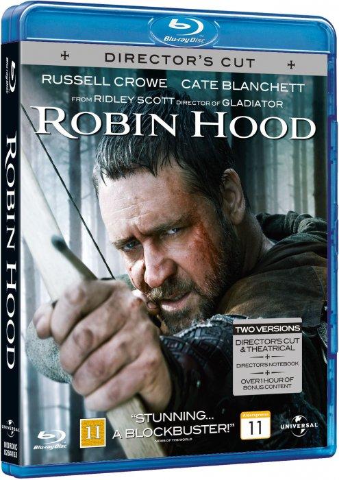 Robin Hood - Directors Cut (Blu-Ray)
