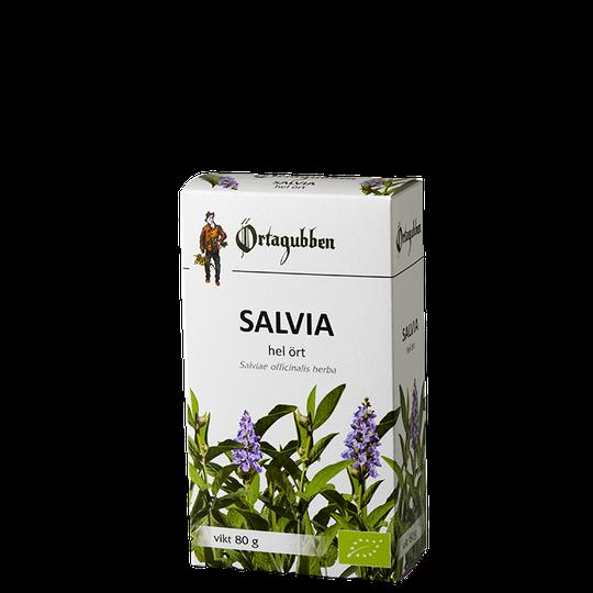 Salvia Hel Ört, 80 g
