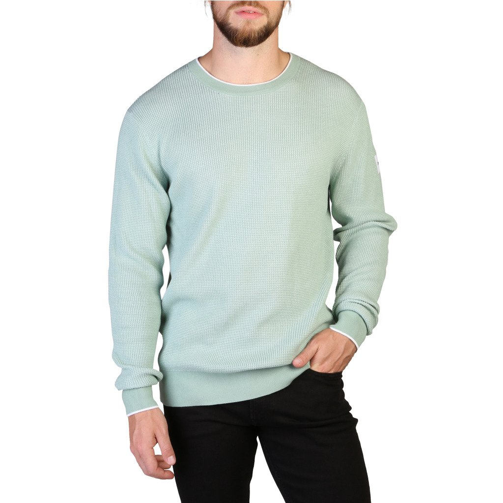 Calvin Klein Men's Sweaters Green 349381 - green S