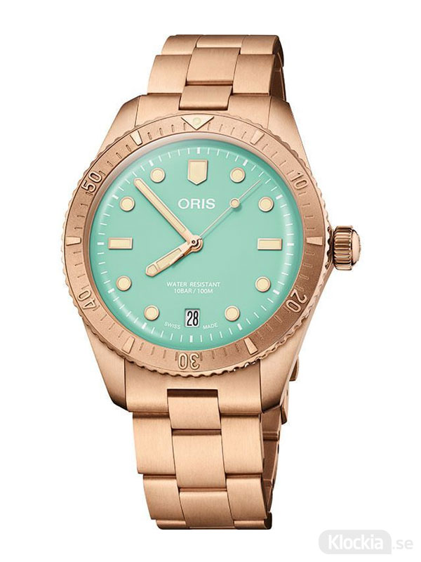 ORIS Divers Sixty-Five 38mm - Cotton Candy 733-7771-3157-07-8-19-15