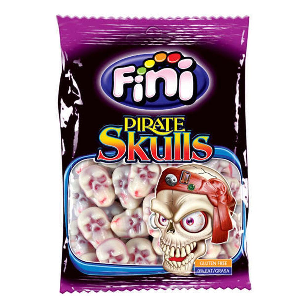 Fini Piratskalle Påse - 80 gram