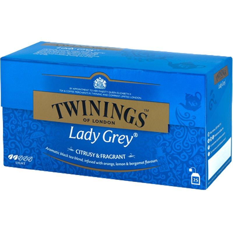 "Svart Te ""Lady Grey"" 25-pack - 67% rabatt"