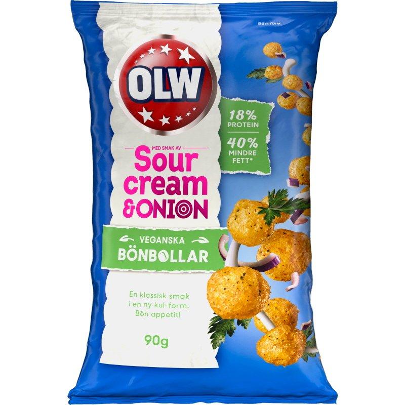 Bönbollar Sourcream & Onion - 25% rabatt