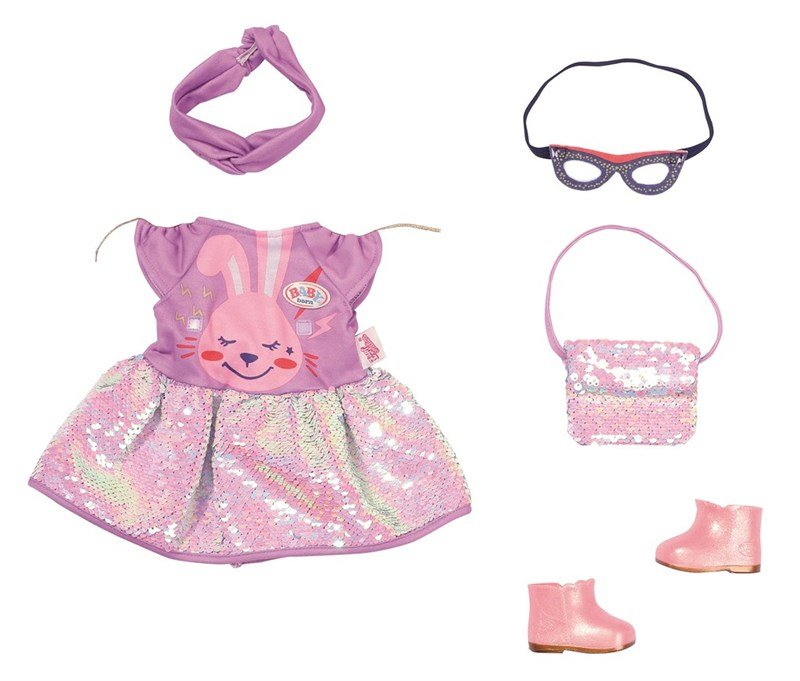 BABY born - Deluxe Happy Birthday Outfit 43cm (830796)