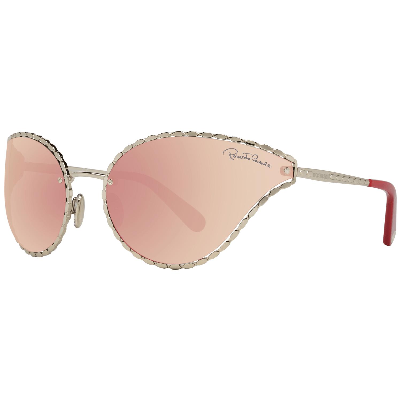 Roberto Cavalli Women's Sunglasses Gold RC1124 7132U