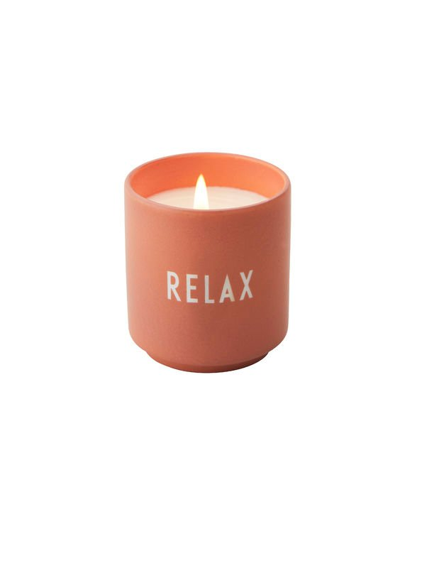 Design Letters - Scented Candle - Relax (10107000NUDERELAX)