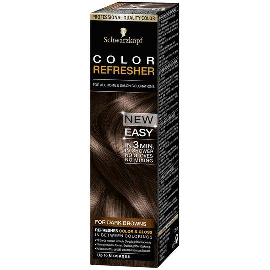 Hårfärgningsmedel Refresher Dark Brown - 81% rabatt