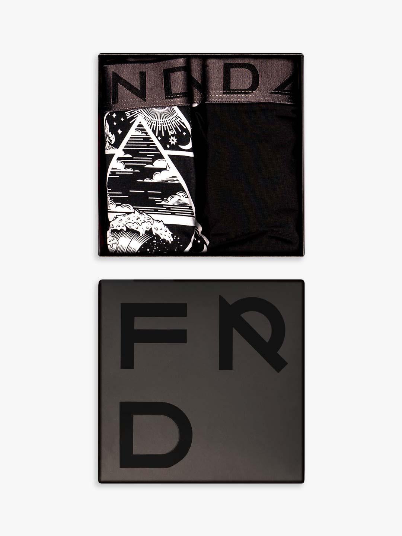 Frank Dandy 2-P 4 Elements Boxer Gift Box