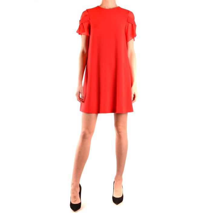 Boutique Moschino Women's Dress Red 169161 - red 38