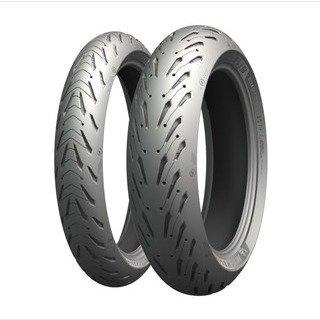 Michelin Road 5 ( 120/60 ZR17 TL (55W) M/C, etupyörä )