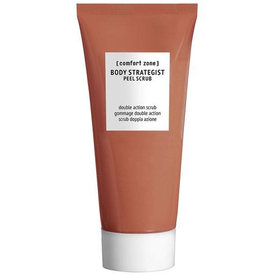 Body Strategist Peel Scrub, 200 ml Comfort Zone Kuorinta ja kuivaharjaus