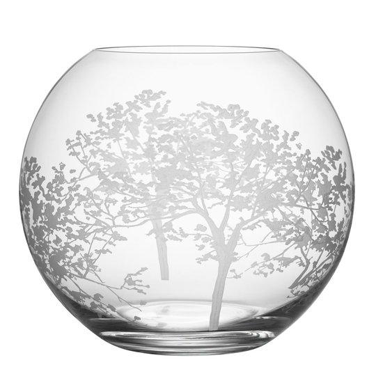 Orrefors - Organic Vas 20 cm Rund