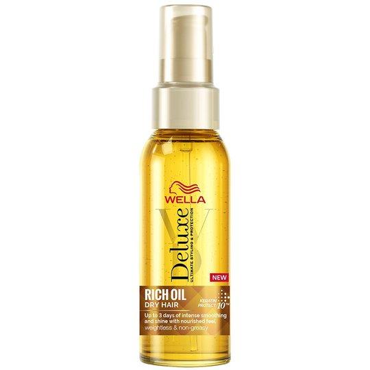 Deluxe Rich Oil Dry Hair, 100 ml Wella Styling Hiusöljyt