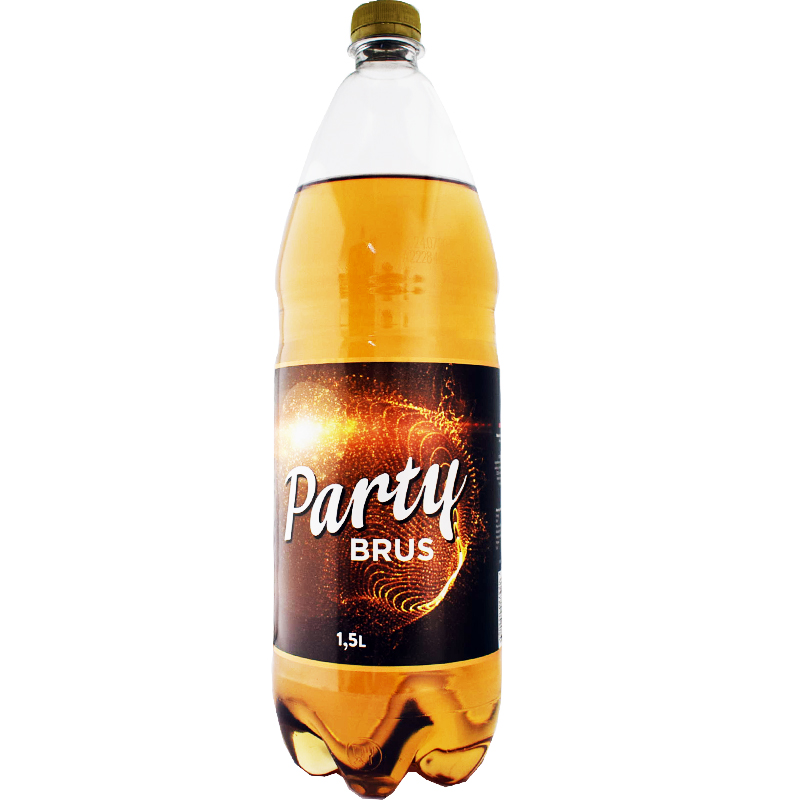 Partybrus - 22% rabatt
