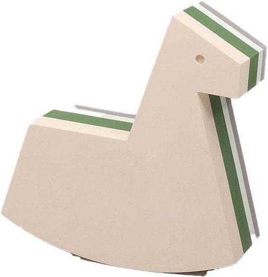 bObles Pippi Langstrømpe Hest Liten, Grønn