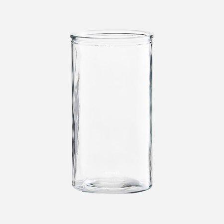 Vase Sylinder Glass 24 cm