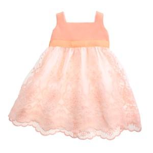 MissMiniMe Blush Dockklänning Rosa 4 - 12 år