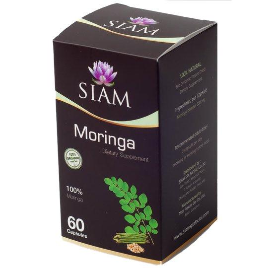 """Kosttillskott """"Moringa"""" 60-pack - 59% rabatt"""