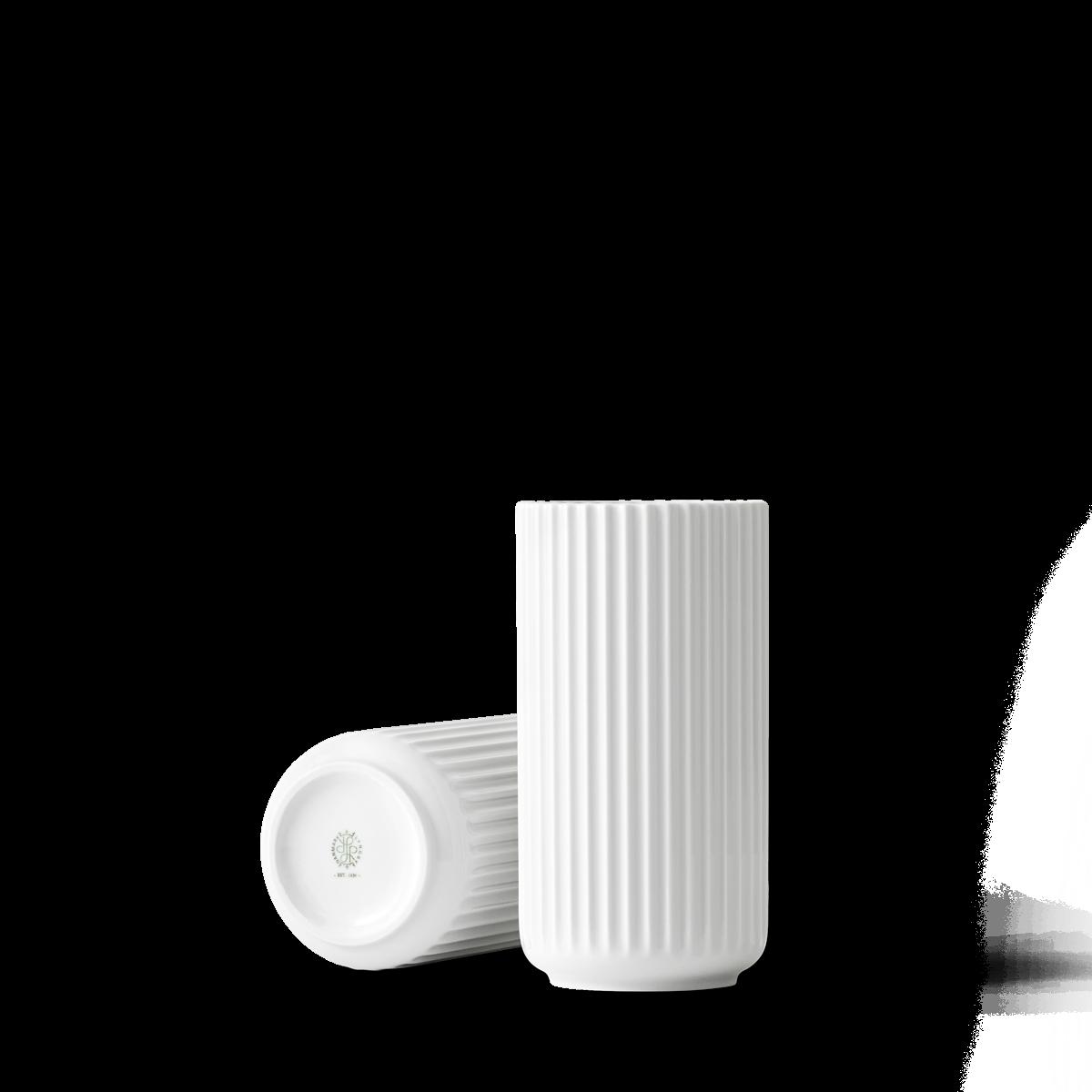 Lyngby Porcelæn - Vase 20,5 cm - White (200783)