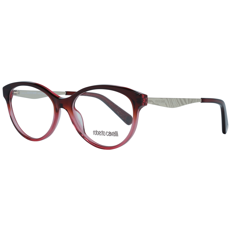 Roberto Cavalli Women's Optical Frames Eyewear Burgundy RC5094 51071