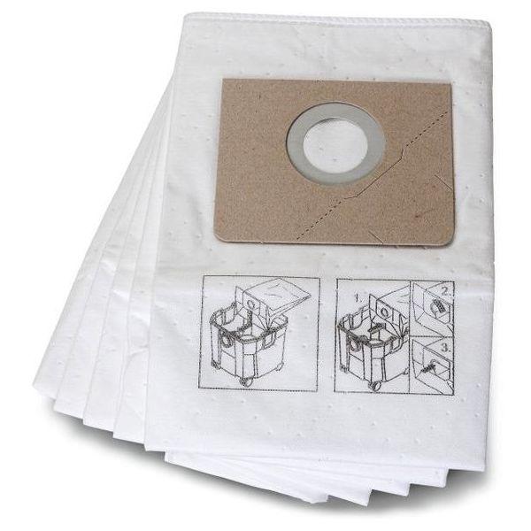 Fein 31345062010 Fiberfilterpose 5-pakning