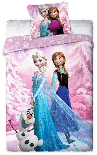 Disney Frozen Sengesett 140x200